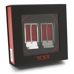 トゥミ TUMI リバーシブルベルトセット 015970:ブラック/ブラウン|santnore