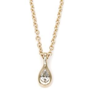 ティファニー TIFFANY ダイヤモンドバイザヤードペンダント ネックレス 33400055 K18ローズゴールド ダイヤ0.07ct|santnore