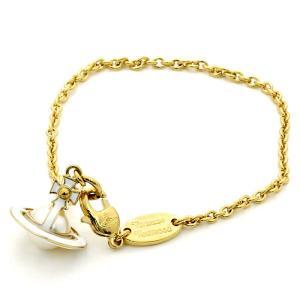 ヴィヴィアンウエストウッド Vivienne Westwood アイリスオーブ IRIS ORB ブレスレット BBL1658 2 ゴールドカラー|santnore