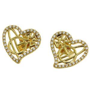 ヴィヴィアンウエストウッド Vivienne Westwood ジュゼッパ GIUSEPPA ピアス BE625953 2 ゴールドカラー|santnore