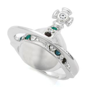 ヴィヴィアンウエストウッド Vivienne Westwood ソリッドオーブ SOLID ORB リング 指輪 SR1375 2L 15.5号 シルバーカラー santnore