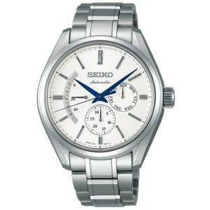 セイコー SEIKO プレザージュ メカニカル SARW021:ホワイト  時計/ウォッチ|santnore