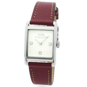 コーチ COACH レンウィック レディース 時計 ウォッチ 14502832 ホワイト文字盤|santnore