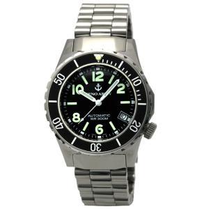 期間限定セール ゼノウォッチバーゼル ZENO-WATCH BASEL アーミーダイバー Army Diver メンズ 時計 ウォッチ 485N a1M ブラック文字盤|santnore