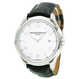 ボーム&メルシエ BAUME&MERCIER クリフトン CLIFTON メンズ 時計 ウォッチ MOA10419 ホワイト文字盤|santnore