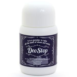 靴の消臭剤 Deo Stop/デオストップ  無香料:60g...