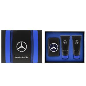 メルセデスベンツ Mercedes Benz  マン ギフトセット オードトワレ100ml アフター...