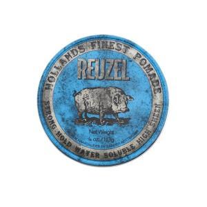 ルーゾー REUZEL ポマード ブルー(水性ストロングホールド)【M:113g】|santnore