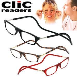 クリックリーダー clic readers  シニアグラス リーディンググラス 老眼鏡|santnore