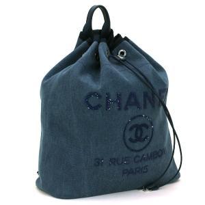 クーポン使えます シャネル CHANEL リュック A93787 Y61347 ブルー|santnore