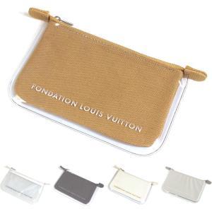 ルイヴィトン LOUIS VUITTON フォンダシオンルイヴィトン Fondation Louis Vuitton ポーチ POUCH|santnore