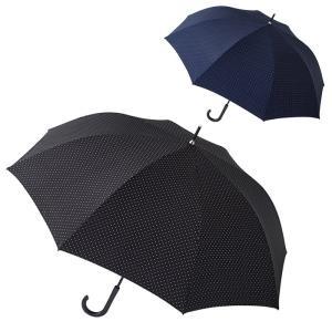 フロータス FLO(A)TUS ジャンプ65 JUMP65 スクエアドット 雨傘 長傘 晴雨兼用傘 ワンタッチ 超撥水 UVプロテクト|santnore
