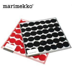 マリメッコ marimekko タオルハンカチ フェイスクロス ミニタオル 30×30cm 68762 RASYMATTO|santnore
