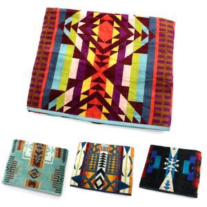 ペンドルトン PENDLETON タオルフォーツー タオルブランケット XB242 Jacquard Towel For Two 約157×177cm|santnore
