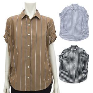 ラリアムー Lallia Mu ショートスリーブシャツ 2012591 レディース|santnore