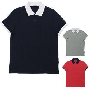 ストックプライス モンクレール MONCLER MAGLIA POLO MANICA C 半袖ポロシャツ 83098 84556 メンズ|santnore