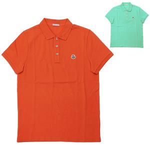 ストックプライス モンクレール MONCLER MAGLIA POLO MANICA C 半袖ポロシャツ 83408 84556 メンズ|santnore