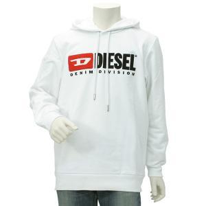 ディーゼル DIESEL S GIR HOOD DIVISION FELPA パーカー 00S2JD...