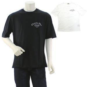 ディオール DIOR ロゴプリントTシャツ 863J621I2712|santnore