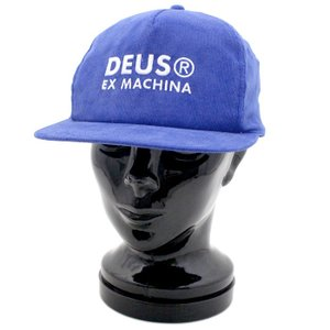 期間限定セール デウスエクスマキナ DEUS EX MACHINA コードキャップ CORD CAP  DMF77770|santnore