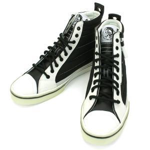 ディーゼル DIESEL D VELOWS MID PATCH ハイカットスニーカー シューズ 靴 Y01819 P2090 メンズ santnore