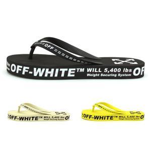 オフホワイト Off-White FLIP FLOP ビーチサンダル シューズ 靴 OMIA131R20D27001 メンズ santnore