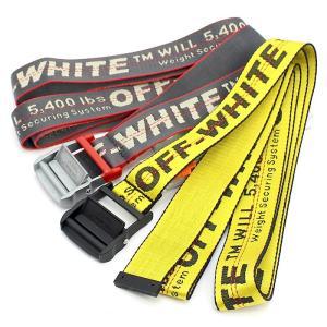 オフホワイト OFF WHITE INDUSTRIAL BELT ベルト OMRB012E19647002|santnore