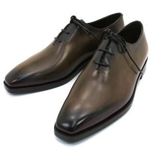 ベルルッティ BERLUTI アレッサンドロデムジュールカーフレザーオックスフォード レザーシューズ ビジネスシューズ 革靴 S4504 006メンズ|santnore