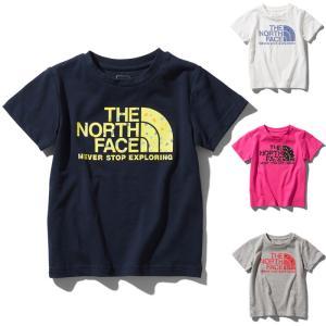ノースフェイス THE NORTH FACE ショートスリーブホールドグラフィックドームティー S/S Hold Graphic Dome Tee 半袖Tシャツ NTJ32050 キッズ 国内正規品|santnore