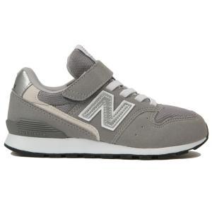 ニューバランス new balance キッズスニーカー シューズ 靴 YV996CGY キッズ 国...