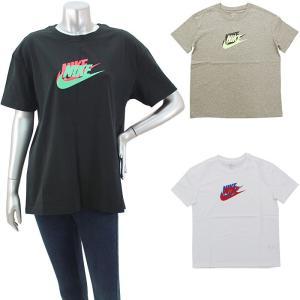 クリアランス ナイキ NIKE フューチュラBOY ショートスリーブ ルーズフィットTシャツ AR5333|santnore