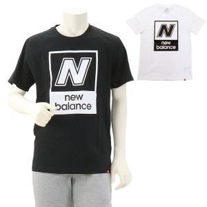 ニューバランス new balance エッセンシャル N ボックスTシャツ AMT91583 国内正規品|santnore