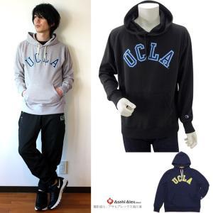 UCLA ASS PARKA   ・アメリカカレッジスポーツの強豪校「UCLA」のロゴをあしらったス...