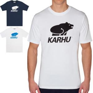カルフ KARHU ベーシックロゴ Tシャツ KA0084 国内正規品|santnore