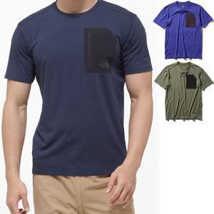 ノースフェイス THE NORTH FACE ショートスリーブ スーパーハイククルーネック Tシャツ NT11803 国内正規品|santnore