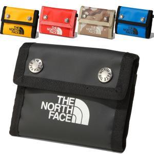 ノースフェイス THE NORTH FACE BCドットワレット 3つ折り財布 NM81820 国内正規品 santnore