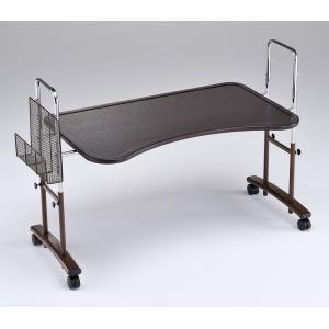 アーチ型フリーデスク/ベッドテーブルテーブル巾100センチ|sanukiya