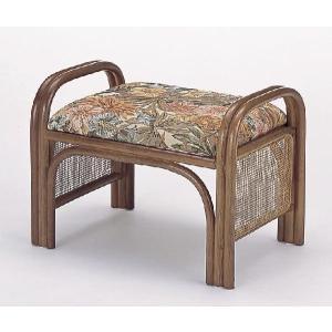 籐椅子 ラタンチェア スツール ちょこっと座椅子ハイタイプ|sanukiya