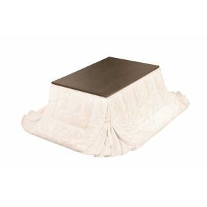 こたつ布団 ふんわり素材小型長方形こたつ薄掛布団 60×90センチこたつ用 フィリップ 4色対応|sanukiya|02