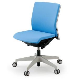 デスクチェアー 布張り回転椅子  7色対応 コペル イトーキ