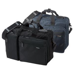 ビジネスバッグ メンズ 3WAY リュック 大容量 ビジネスバック 通勤 出張 鞄 カバン(即納)|sanwadirect|16