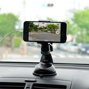 スマホ 車載ホルダー iPhone 車 車載 スマホスタンド スマホホルダー 車載用品(即納)|sanwadirect|02