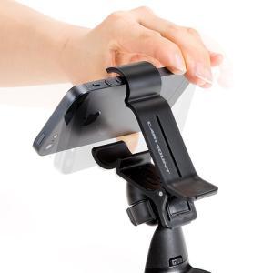 スマホ 車載ホルダー iPhone 車 車載 スマホスタンド スマホホルダー 車載用品(即納)|sanwadirect|05