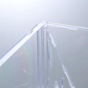 CDケース DVDケース 2枚 収納 スリム 10枚セット(即納)|sanwadirect|05