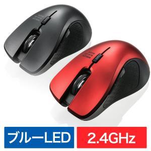 マウス 5ボタン ワイヤレスマウス 無線(即納)|sanwadirect