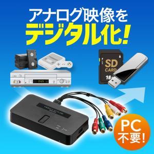 ゲーム ビデオキャプチャー HDMI 録画 録音 ダビング ゲーム キャプチャー(即納)|sanwadirect
