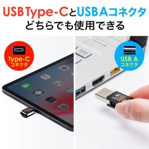 USBメモリ Type-C 64GB タイプC USB3.1 Gen1(即納)|sanwadirect