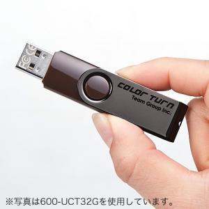 USBフラッシュメモリ スイングタイプ 8GB(即納) sanwadirect 04