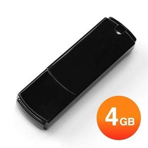 USBメモリ 4GB シンプルタイプ(即納)|sanwadirect