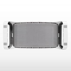 液晶ディスプレイ台 Monitor Lift 液晶モニター台 キーボード収納 sanwadirect 04
